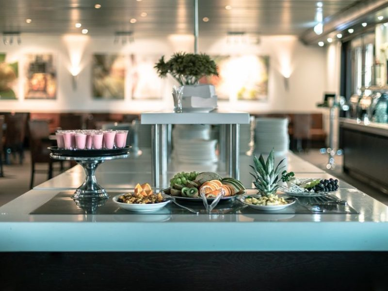 Hotel Scheele Köping frukost