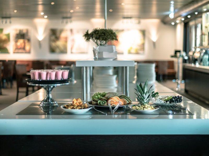 Hotel Scheele Köping breakfast