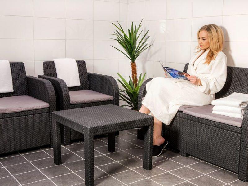 Hotel Scheele Köping relaxation department