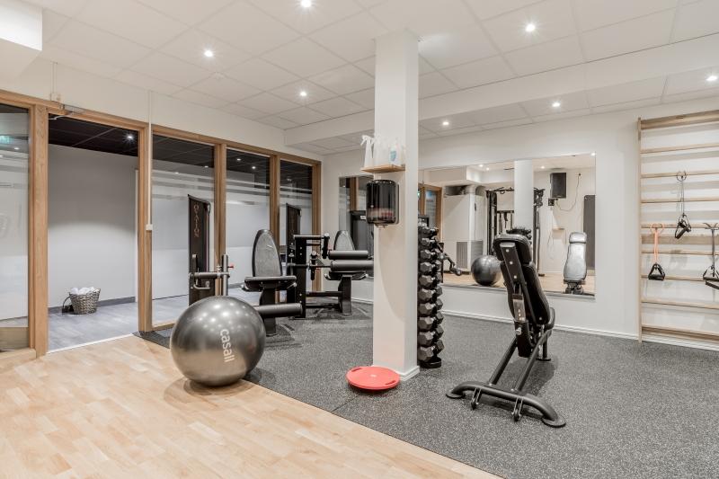 Relax och träning på Blommenhof Hotel