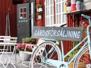 Rustic Farm Shop
