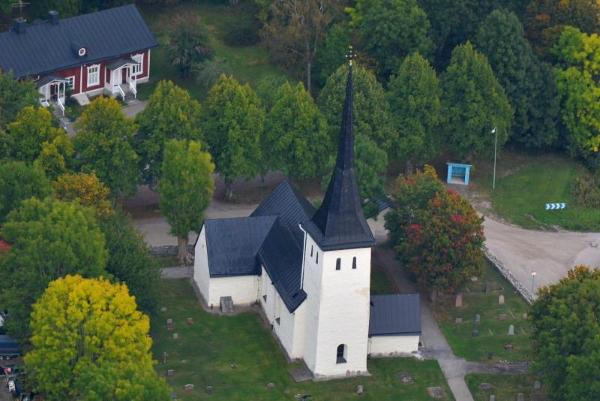 Sånga kyrka Ekerö