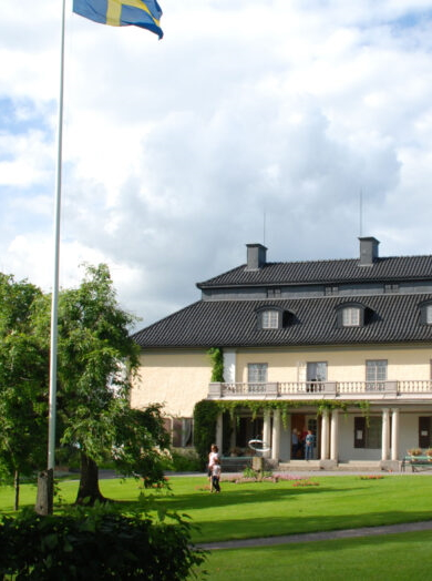 Selma Lagerlöf Mårbacka