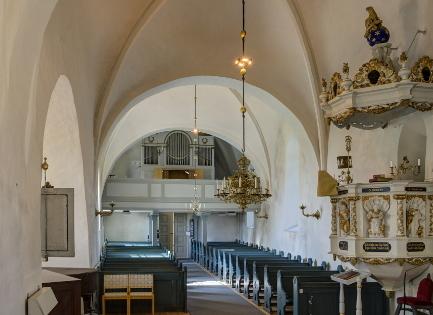 Skå kyrka Ekerö