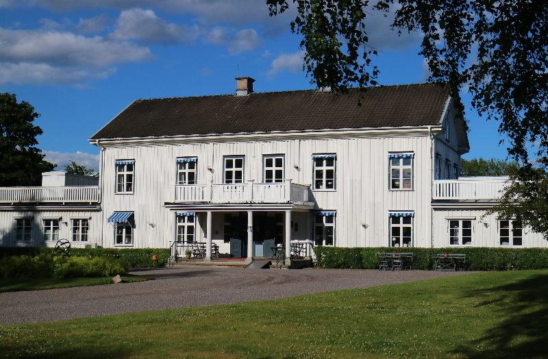 Ulvsby Herrgård i Värmland