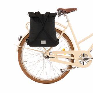 City Backpack Black bike