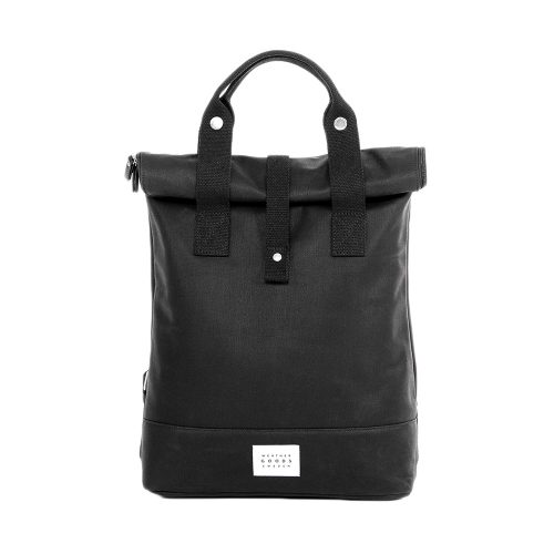 City Backpack Black front