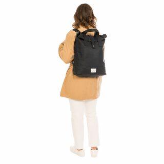 City Backpack Black model bkpk