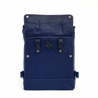 City Backpack Navy hooks