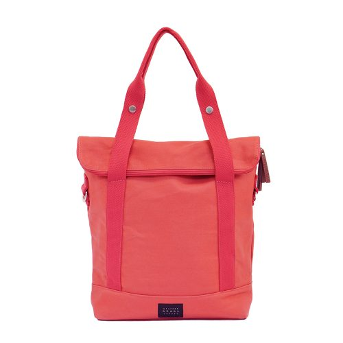 City Tote Coral front