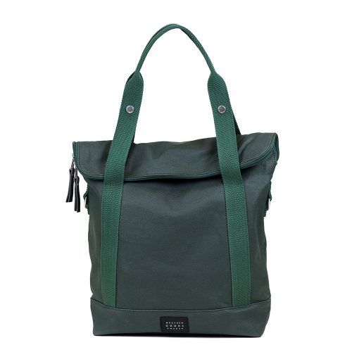 City Tote Green front