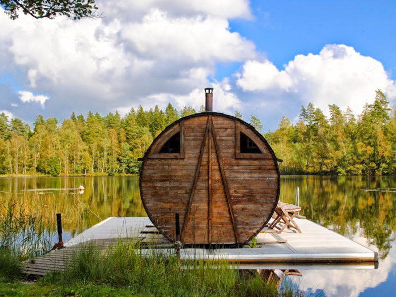Bastuflotte Småland