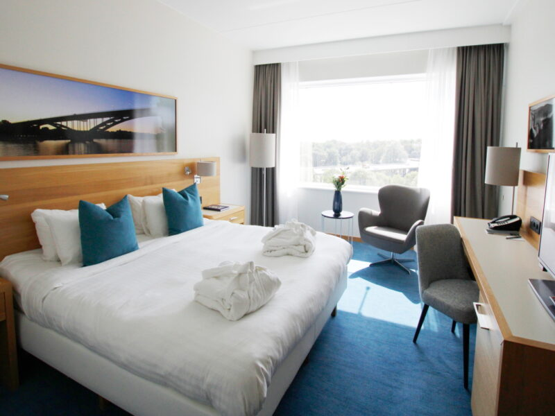 Courtyard by Marriott Stockholm_dubbelrum