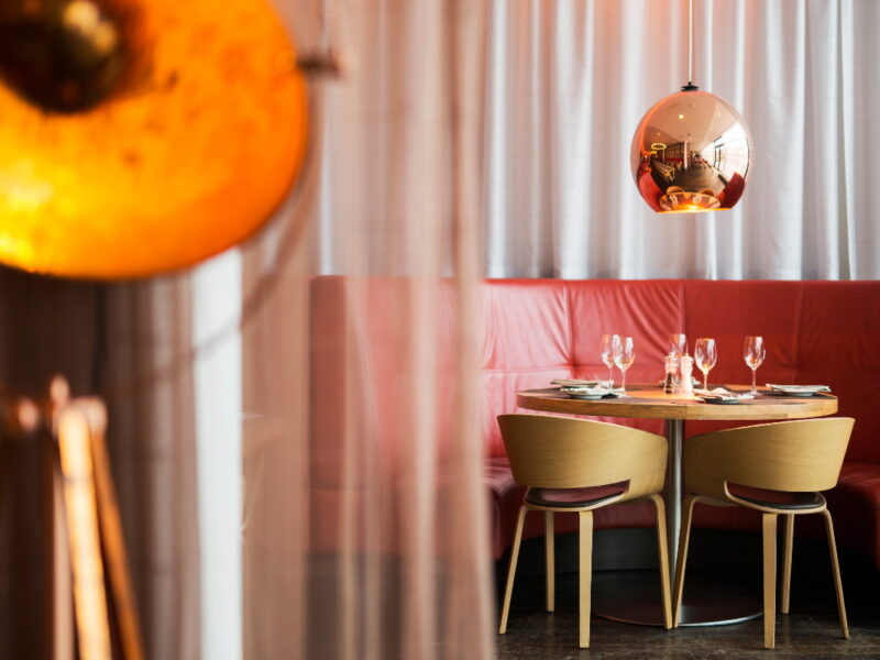 Courtyard by Marriott Stockholm_restaurant