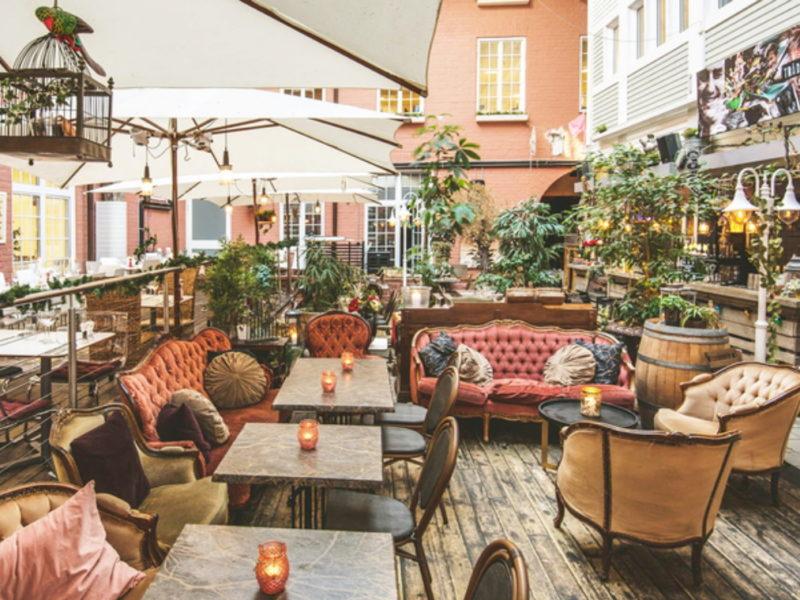 Restaurang Trägårn Eskilstuna