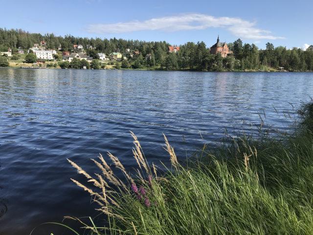 Strömsholm's channel