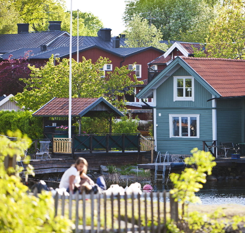 Summer in Vaxholm_Photo_Henrik Trygg_Visit Stockholm2