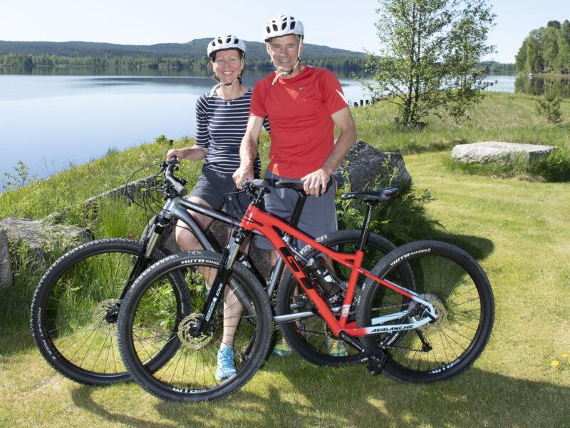 Marc och Joanne The Lodge torsby
