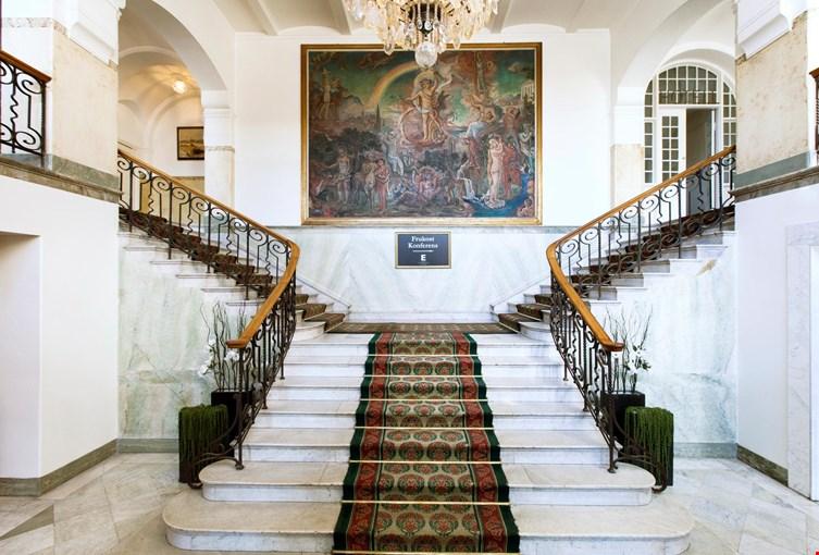 Elite-city-hotel vasteras stair-