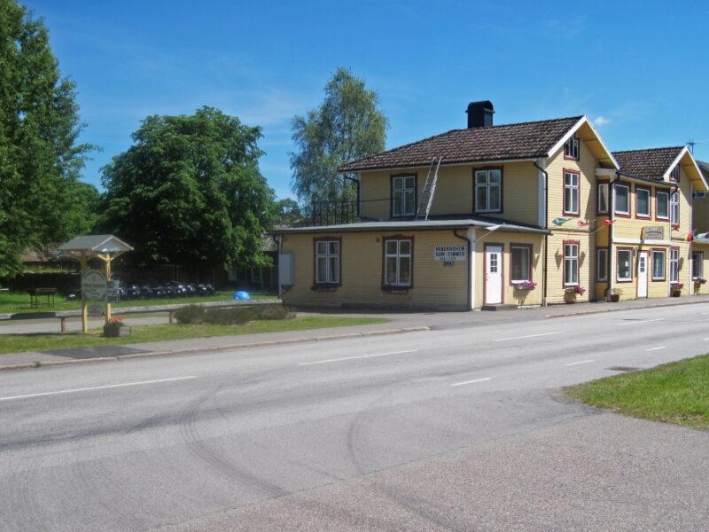 Vandrarhem Målerås