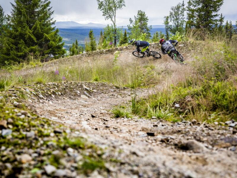 Cykla Lofsdalen Härjedalen2
