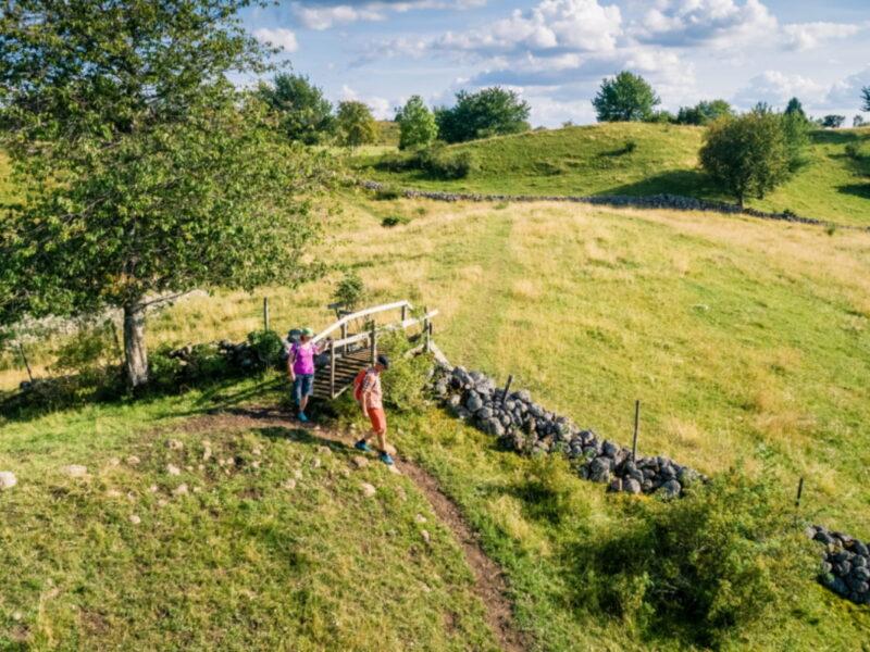 Cykla Vallevägen