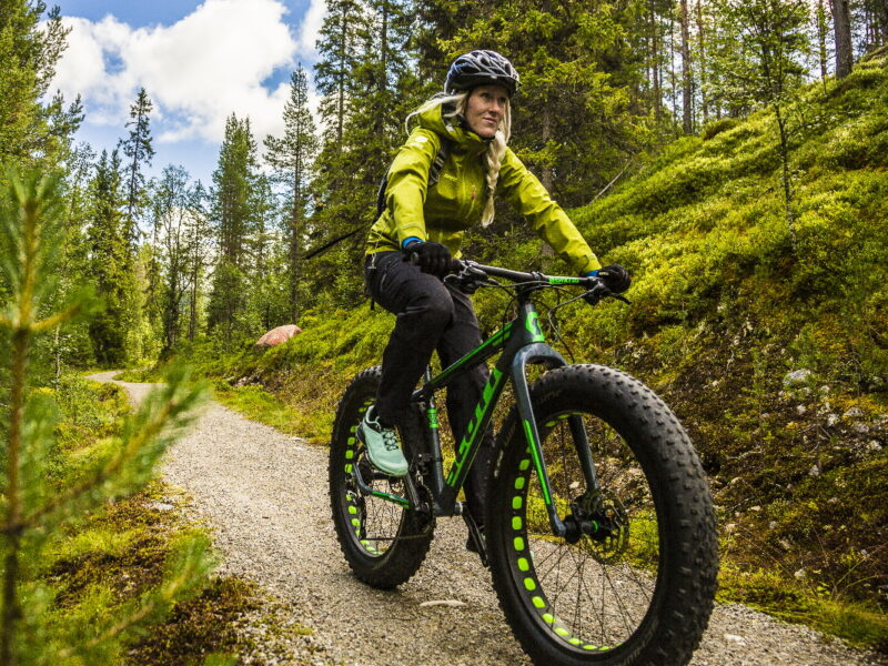 Cykling i Lofsdalen2
