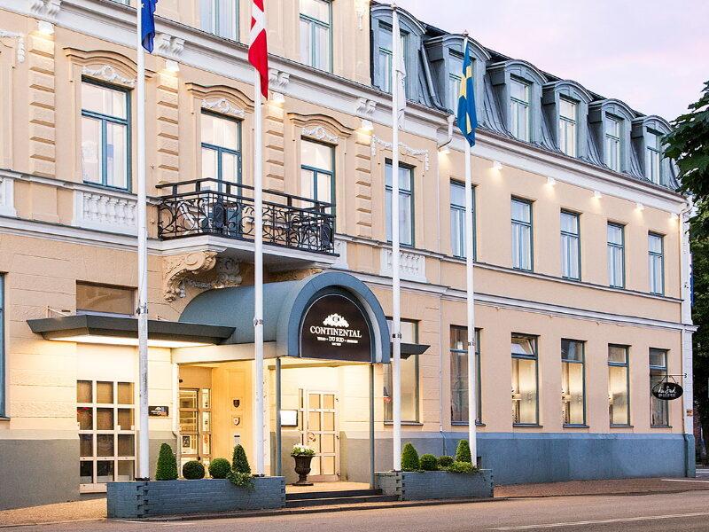 Hotel-Continental-du-sud-façade