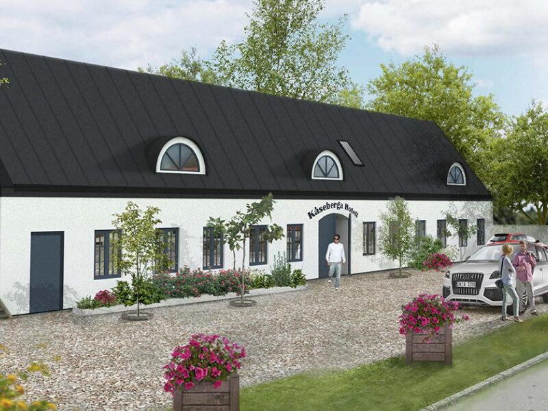 Kåseberga Gårdshotell exterior