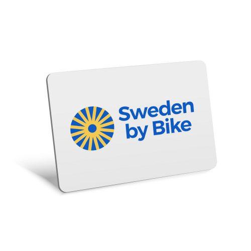 Sweden by Bike e-gift card