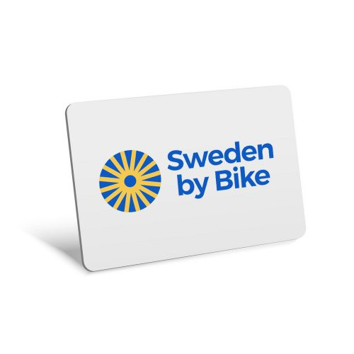 Sweden by Bike e-presentkort