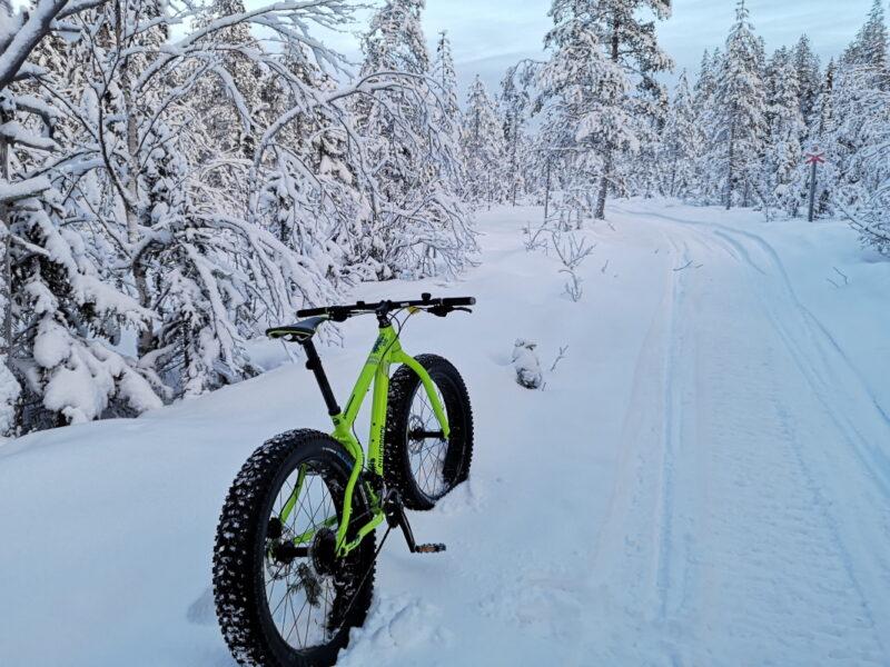 Cykla Dorotea Lappland2