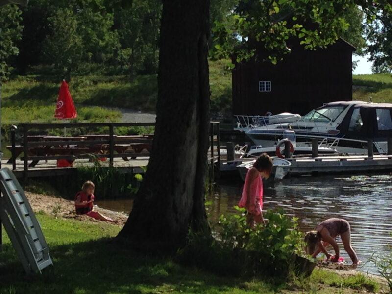 Bathing place Borgvik2