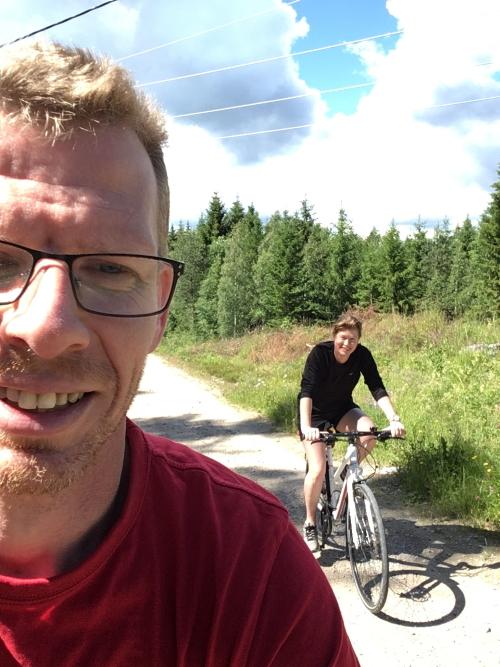 Cykla Hedenstugan Gästrikland2
