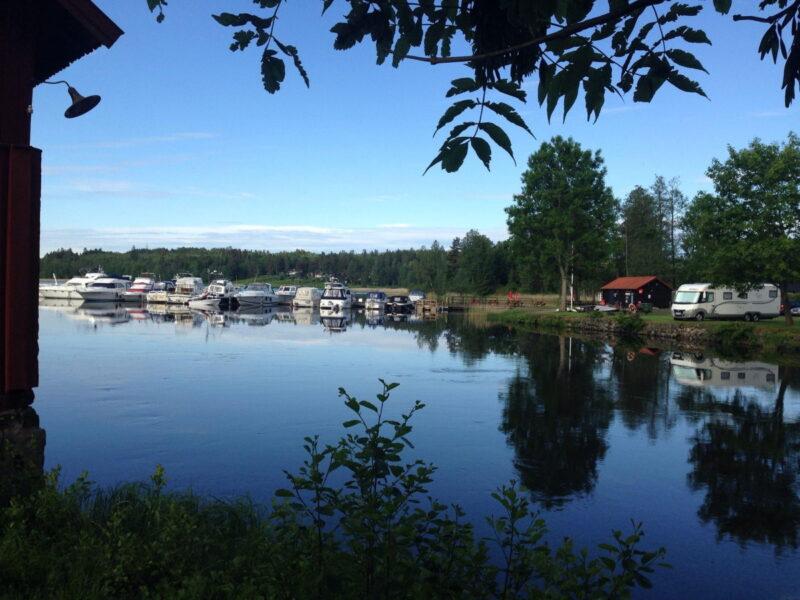 The mill in Borgvik - the harbor2
