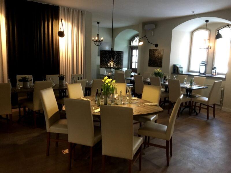 Kvarnen in Borgvik - restaurant
