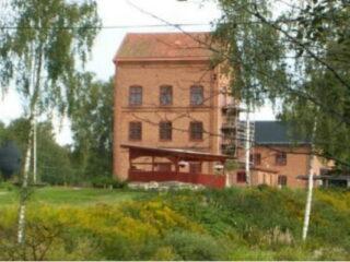 Stjärnsfors mill in Hagfors