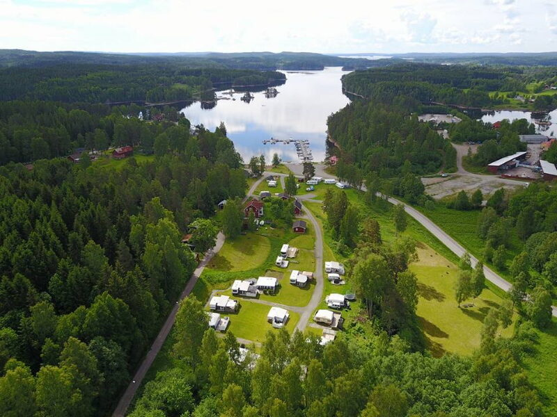 Töcksfors camping and leisure