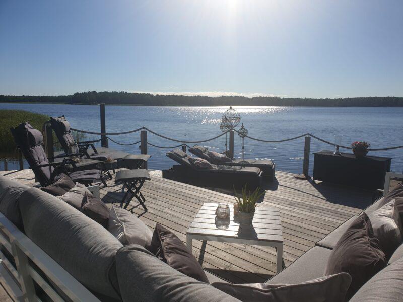 Paradisets spa - utsikt