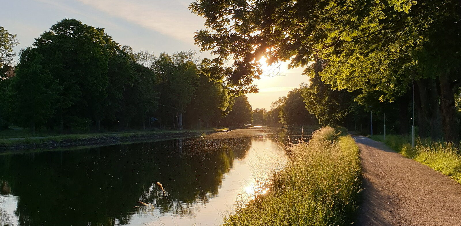 Cycle along the Göta canal_header