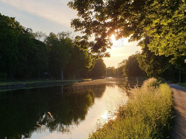 Cycle along the Göta canal_header