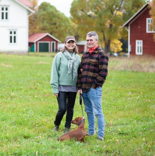 welcome to Mogården in Jämtland