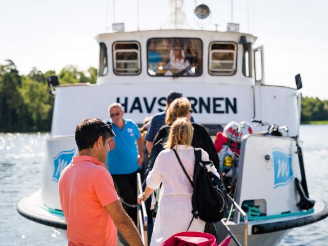 Shipping company Mälarstaden Havsörnen