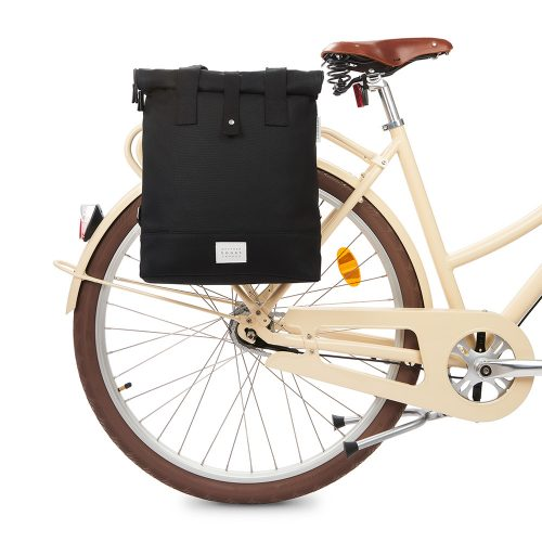 City Bikepack - svart - bike front