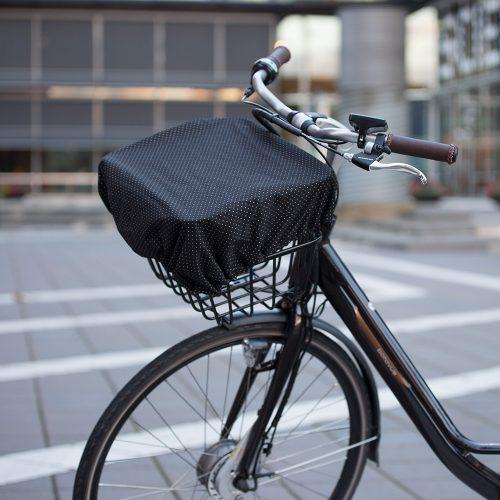 Luna Multiuse Reflective Raincover Dot - bike