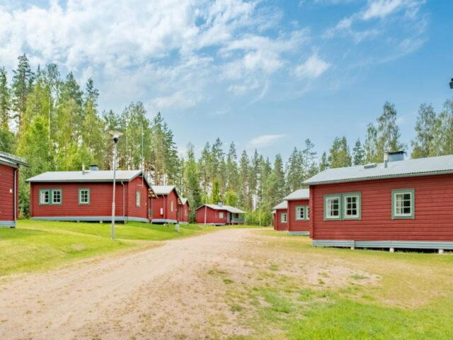 Ekesberget stugby i Värmland