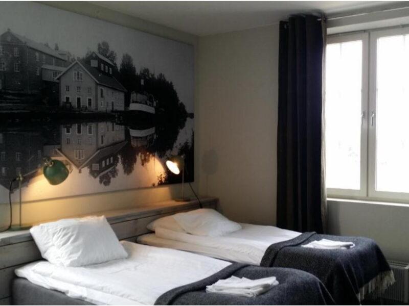 Norrqvarn Hotell dubbelrum