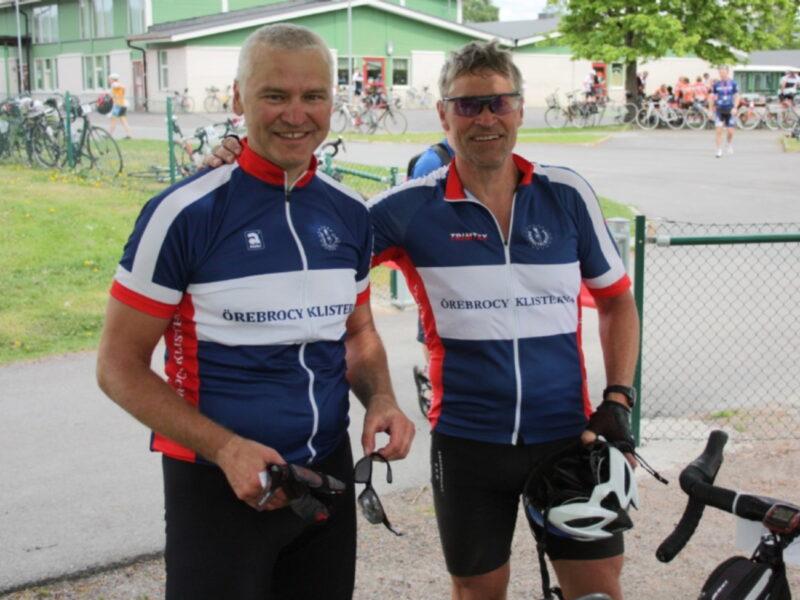 Örebrocyklisterna ber dig möjlighet att cykla Vänern Runt i egen regi