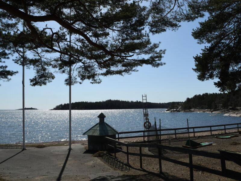 Örnäs camping_utsikt över vänern