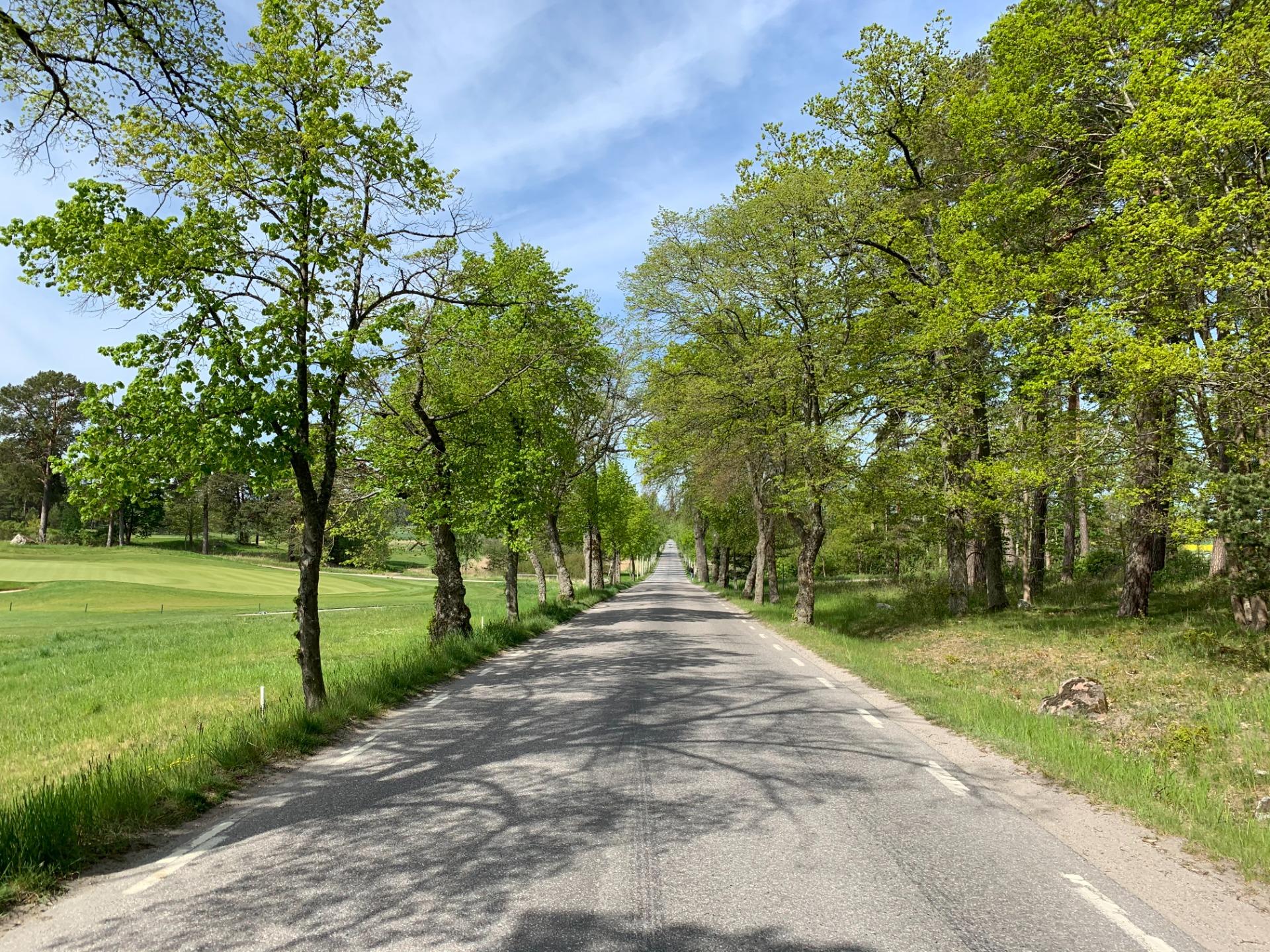 Cykla på Ekerö